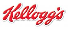 Kellogg's logo with red type