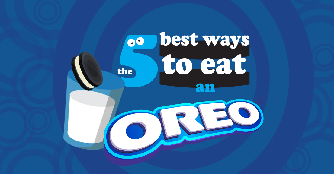 The 5 best ways to eat an oreo article