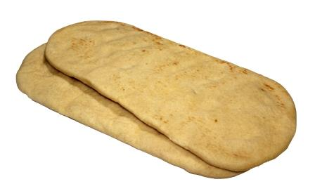 FULLY BAKED RUSTIC FLATBREAD 12 X 5 IN OVAL